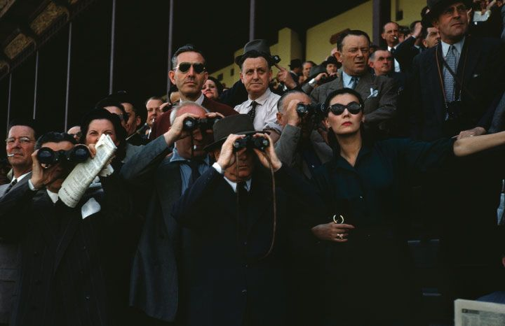 Robert Capa: Capa en color